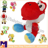 Hot selling super mario toys,mario bros,mario custom plush toys