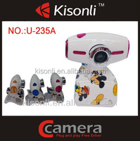 Best Quality USB Night Vision Webcam Free Driver for Laptop