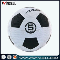 Winsell professional new printed rubber soccer ball / football