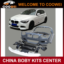 New 1 Series F20 MTECH Body Kit Car Bumper For BMW F20 2012-2014