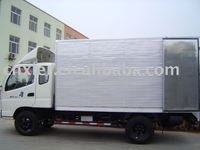 FOTON insulated van