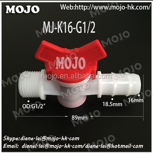 MJ-<strong>K16</strong>-G1/<strong>2</strong> water solenoid valve liquid inlet valve high precision use for swimming pool oil tank Water Valve
