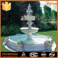 well polished natural wholesale hand carved modern pyramid granite water fountain