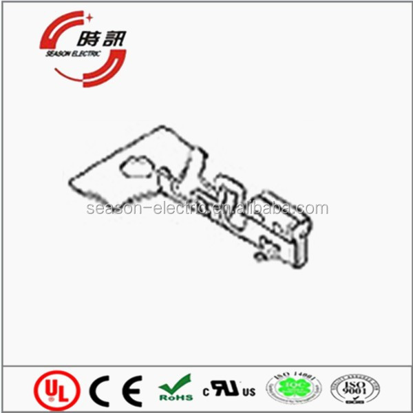 plastic waterproof 2.50mm pitch 7-pin molex 5264 connector