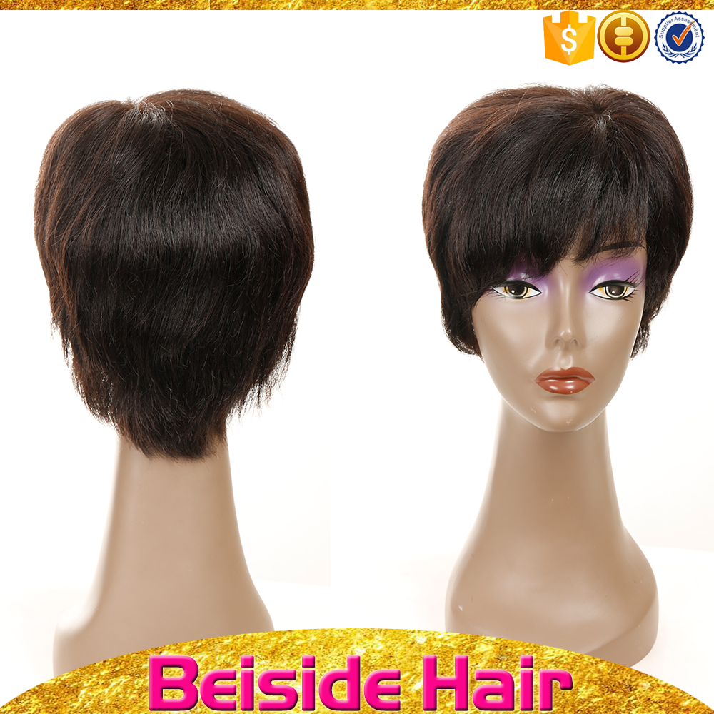 Best selling wholesale cheap human hair full lace hand tied wig