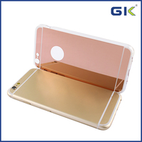 [GGIT] Mirror Color TPU PC Case Cover for Apple, Plating Case For iPhone 6