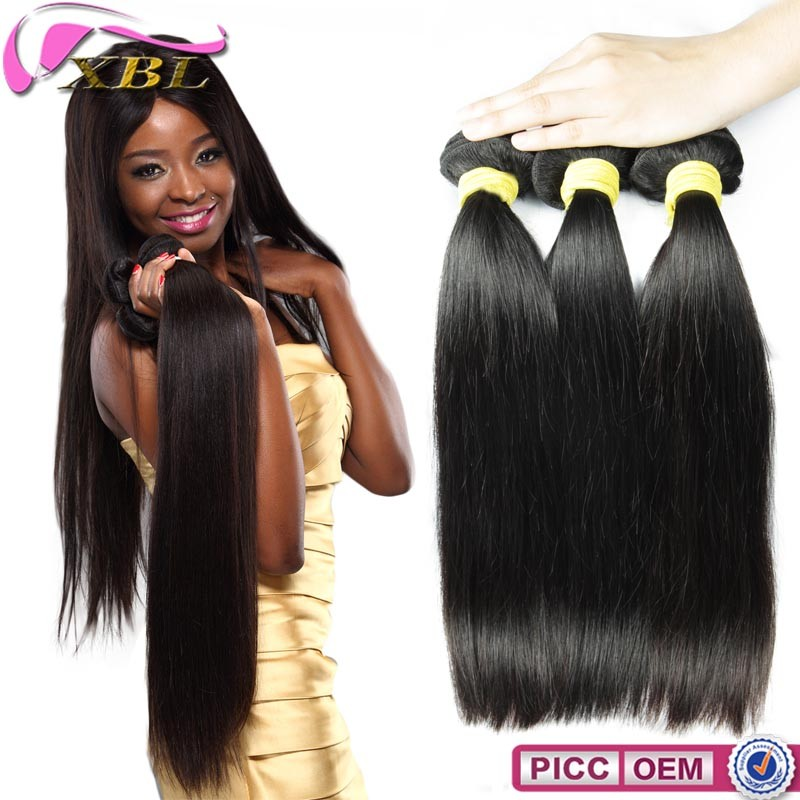 Hot selling Unprocessed Original 8A Peruvian Straight Hair