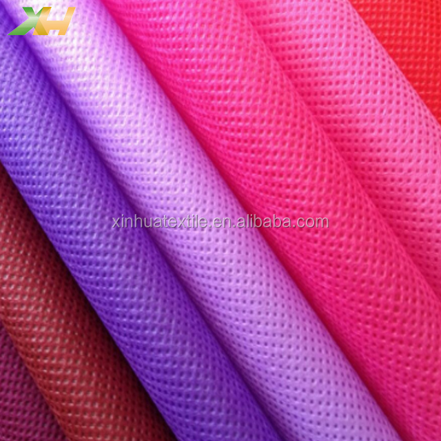 2018 Newly Special Embossed PP Spunbond Non-woven Cloth TNT Non Woven Fabric
