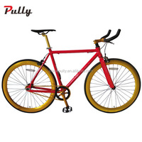 2014 new model complete road bike Chinese fixed gear Road Bike 700c fixie with best price