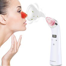 Rechargeable Electric Suck Blackhead Removal Instrument Facial Blackhead Dead Skin Acne Remove Skin Pore Cleaner Home use