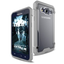 Fast delivery hard clear back case cover for samsung galaxy j7 j700