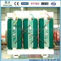 AC and DC High voltage Testing Transformer Dry type transformer 10 kv SCB(10)