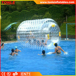 inflatable water roller/water walking roller/inflatable walking ball/inflatable water toys