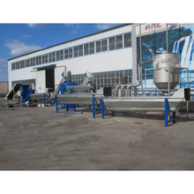 KEDA brand Waste PVC/PE/PP/PET Plastic Washing Line/Film Bottle Plastic Recycling Machine