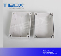 plastic switch box for electronics electrical plastic enclosure with UL certification