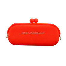 Cheap waterproof silicon glasses pouch factory
