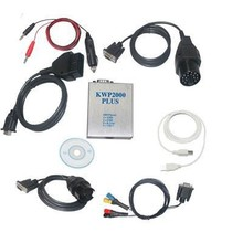 Professional KWP2000 Plus KWP 2000 Serial Programming ECU REMAP Flasher with Software Diagnostic KWP 2000