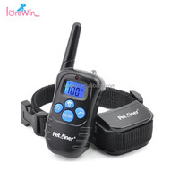 Petainer PET998DRB Best seller Petrainer Dog Training Collar, Rechargeable and Rainproof 330 yd Remote Dog Shock Collar