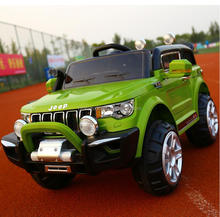 High-end expensive and of high quality 12 Volt kids electric SUV car for made in china