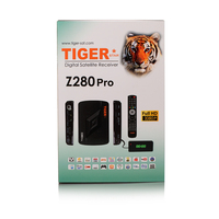Arabic Live Channels IPTV Box Tiger Z280 Pro Set Top Box