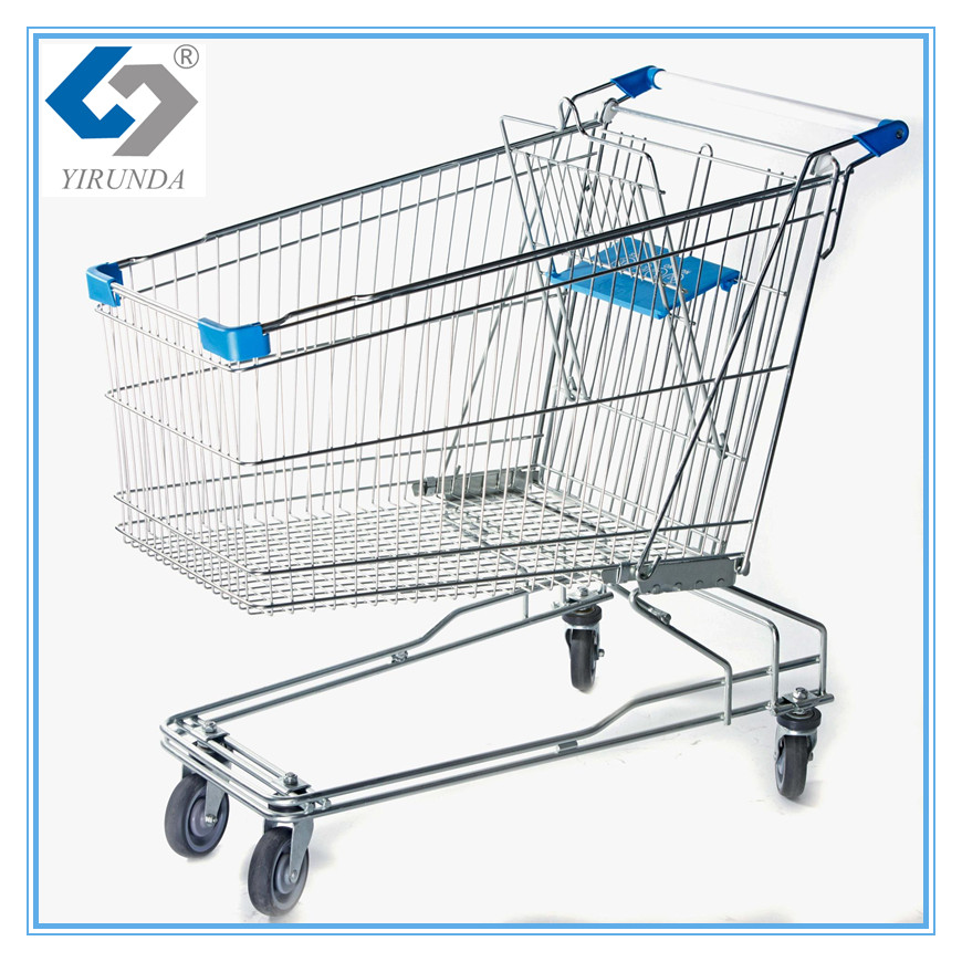 Asian shopping carts for seniors with big capacity