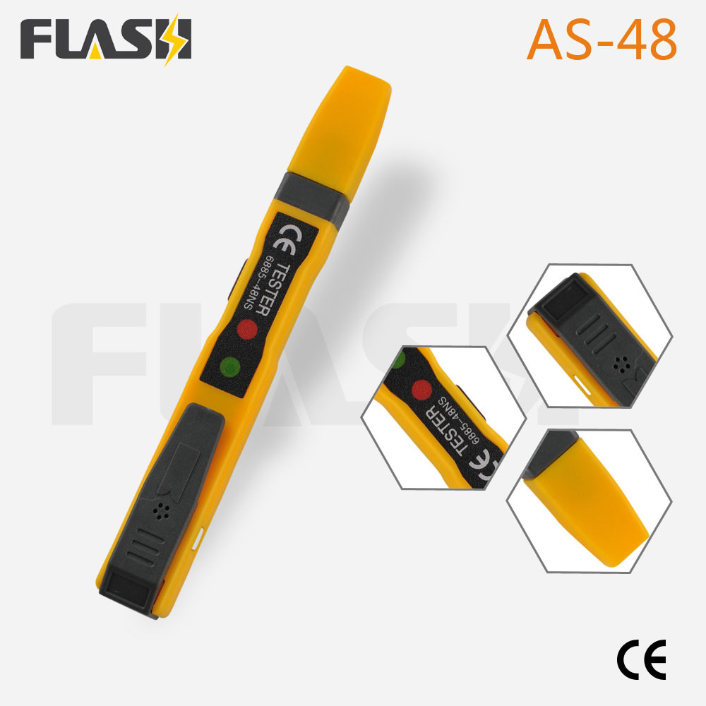 AS 48 induction test pen AC 90-1000V