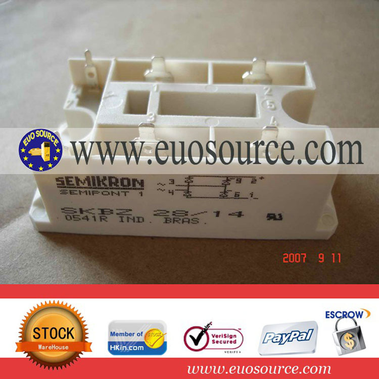 Hot sale Semikron Thyristor SKKH26/16D