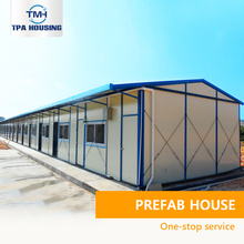 Light Gauge Steel Precast Building China Steel Structure Flat Pack Modular Homes Prefabricated India