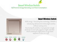 wireless light switch kit and wireless light control