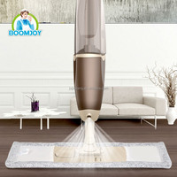 Luxury equipment Spray mop P3- whitehouse with powerful water pump and super-fine cloth material