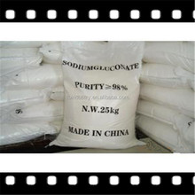 Factory offer top-selling tech grade sodium gluconate in best price