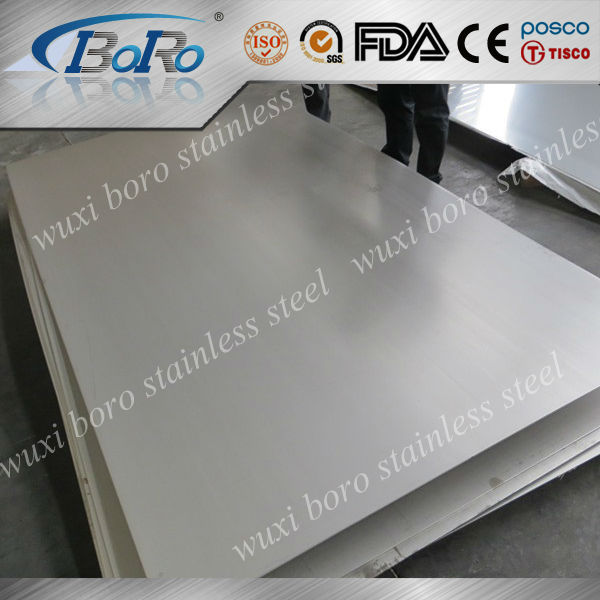 SGS BIS BV certification 201 stainless steel sheet hot sale