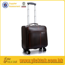 patent leather luggage