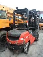 Used Toyota forklift 8FD30 for sale, 3 stages, excellent condition
