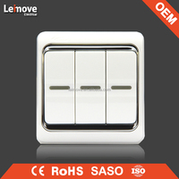 high quality stainless steel light switch covers