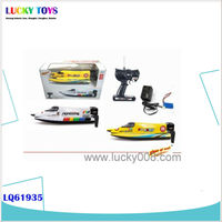 New Boat rc 2.4G 4CH R/C Boat racing ship with 25km/h crazy high speed rc remote control toys for kids fishing boat RC yachts
