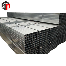 China suppliers fluid transport 50x50 price hollow section galvanized steel square pipe