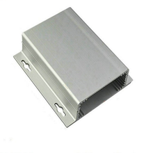 Aluminum extrusions inverter controller aluminum heatsink enclosure for PCB