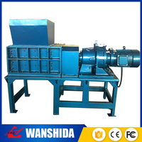 Supplier handing cable copper wire shredder recycling machine