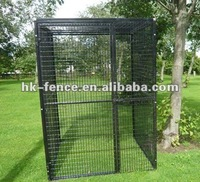 welded wire mesh dog kennel (Grace :15297610365)