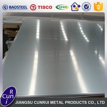 Manufactuer 316 3mm stainless steel sheet weight