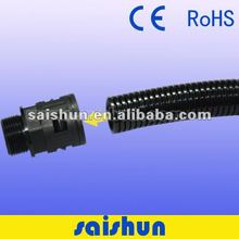 Double Wall black cable protection Corrugated duct/pipe