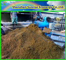 Shenzhen Sunrise biogas household biogas plant for sale Solid-Liquid separator