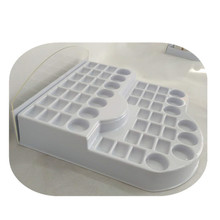 custom cosmetic white tray ,Promotional products,<strong>plastic</strong>