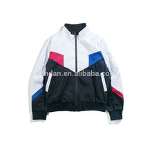 Wholesale new design custom printing lables nylon men bomber jacket