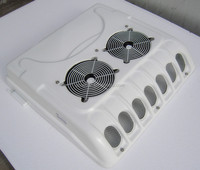 Hot Sale 12volt24v 6KW roof top mounted air conditioner for trucks cabin driver use on sale