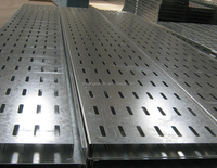 Outdoor Marine Steel Perforated Cable Tray Price