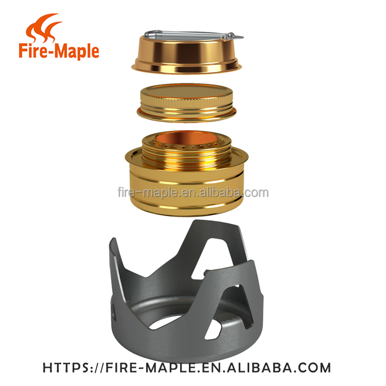 Fire Maple Portable Camping Alcohol Stove Ethanol Cook Stove