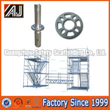 High Stability And Bearing Capacity Upright Scaffolding For Sale