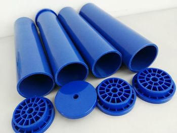 Colorful Plastic ABS hard Tube,ABS hose Pipe,ABS Tubing as per drawing